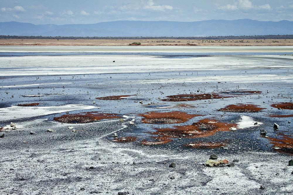 Magadi Soda Lake, Kenya